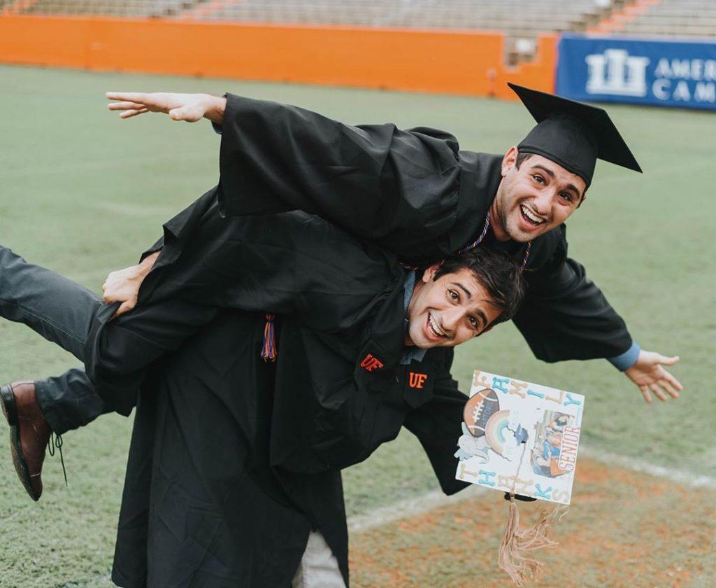 Sander Jennings and Griffen Jennings Graduation